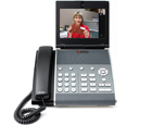 Polycom® VVX® 1500 D Dual Stack (H.323 and SIP) Business Media Phone